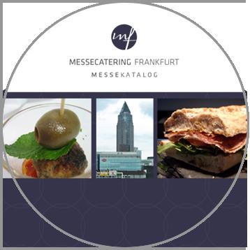 Infos zum Messe-Catering - Katalog direkt anfordern