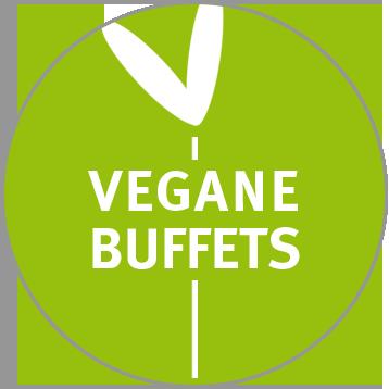 Lecker und vielseitig - Vegane Buffets. Infos anfordern!