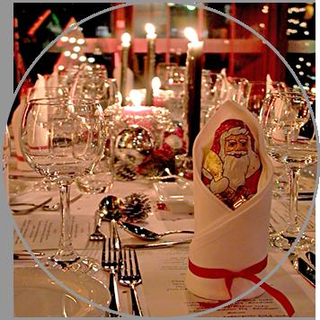 Catering für Ihre Weihnachtsfeier