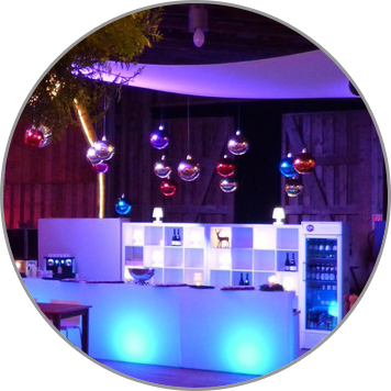 X-MAS Hoch 4 – Unsere Locations für Ihre Weihnachtsfeier