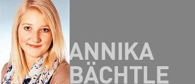 Messerich Catering, Ansprechpartner, Annika Bächtle