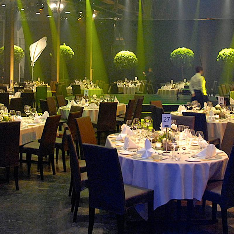 Elegant - schick- inspirierend!  | Messerich Catering