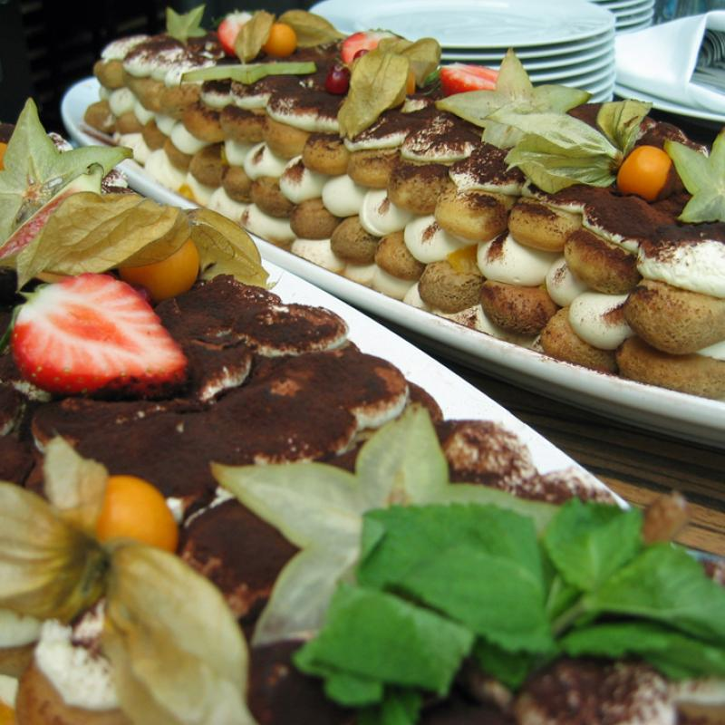 ...mmmh, sehr lecker! | Messerich Catering