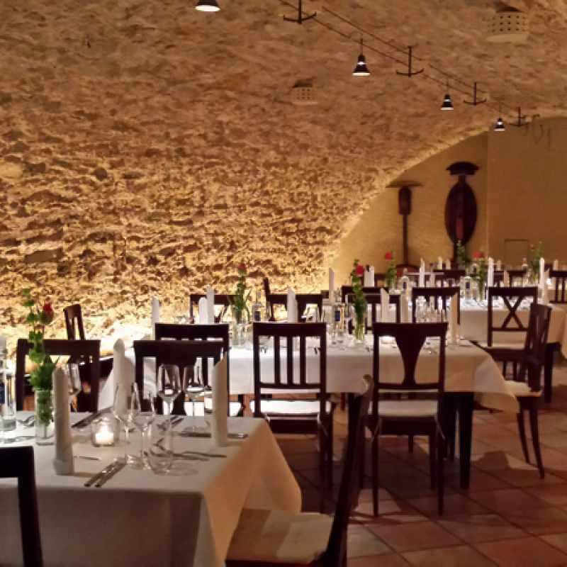 Gewölbekeller im Rheingau | Messerich Catering