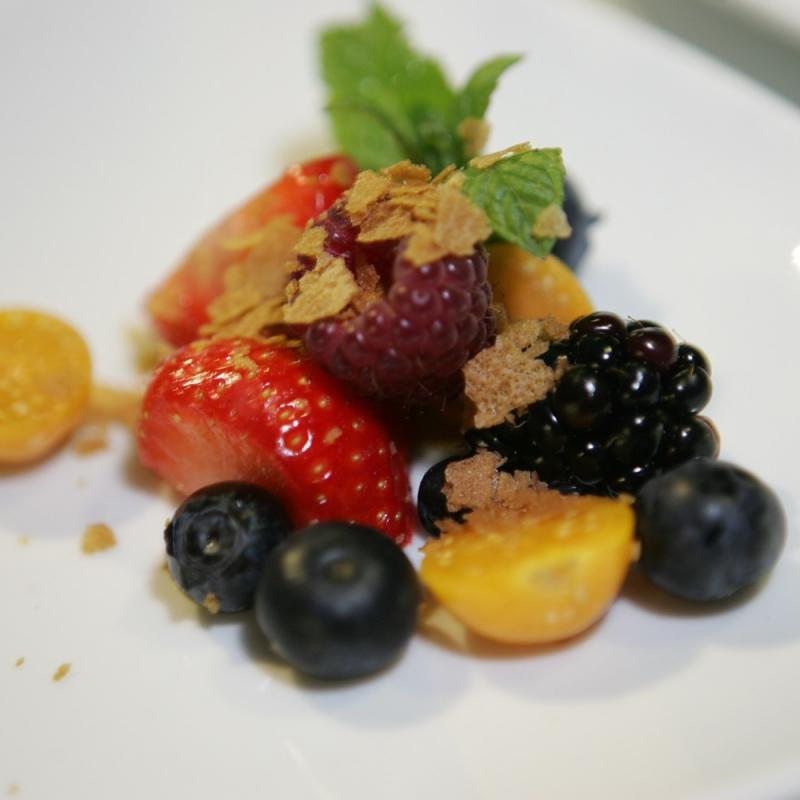Früchtebouquet | Messerich Catering