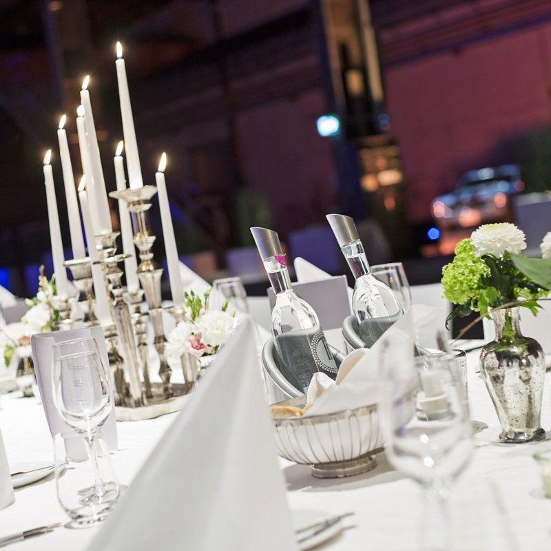 Halle 45, Mainz    Messerich Catering