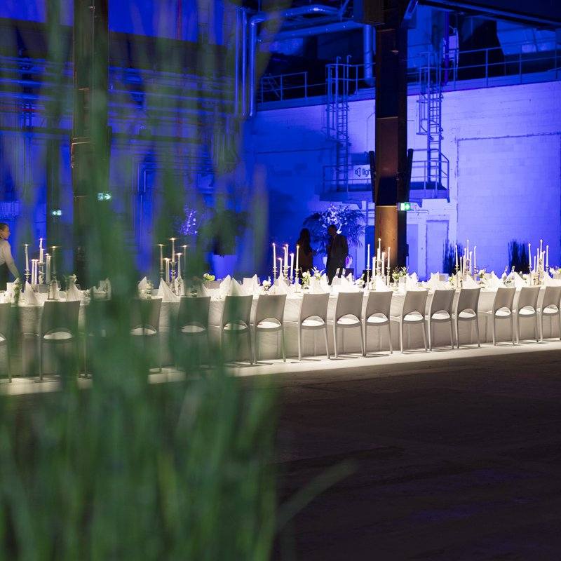 Halle 45 Mainz   Messerich Catering