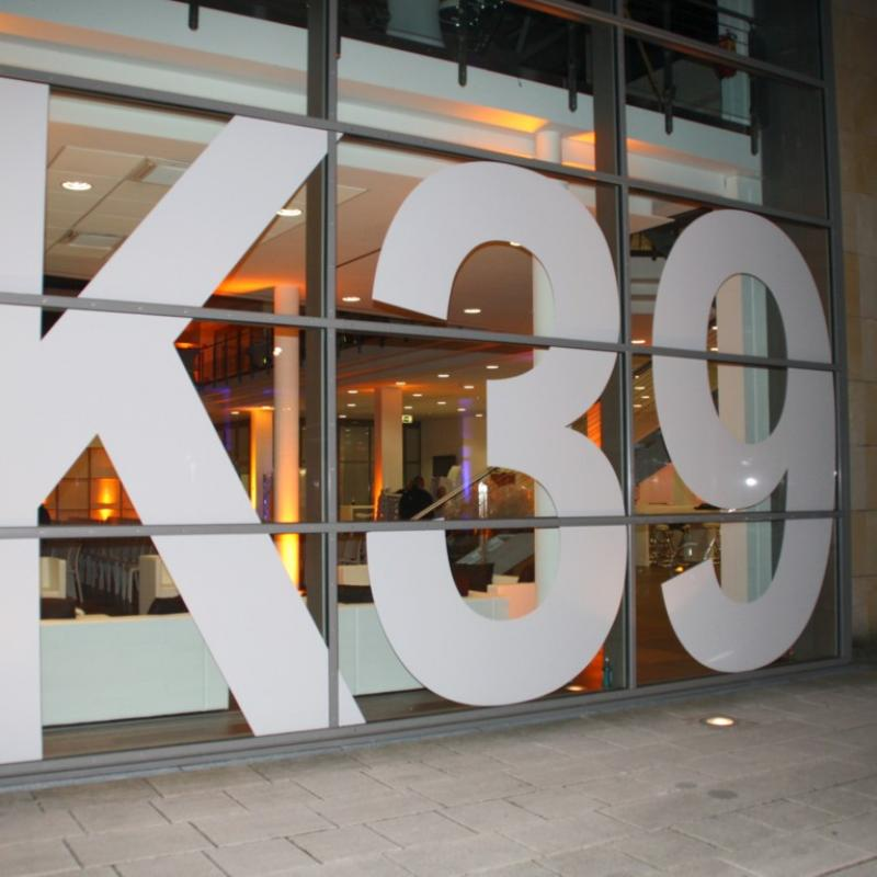 Location K 39 in Offenbach    Messerich Catering