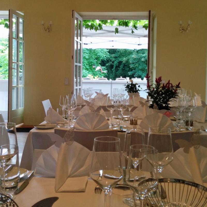 Feiern in Ihren Privaträumen | Messerich Catering