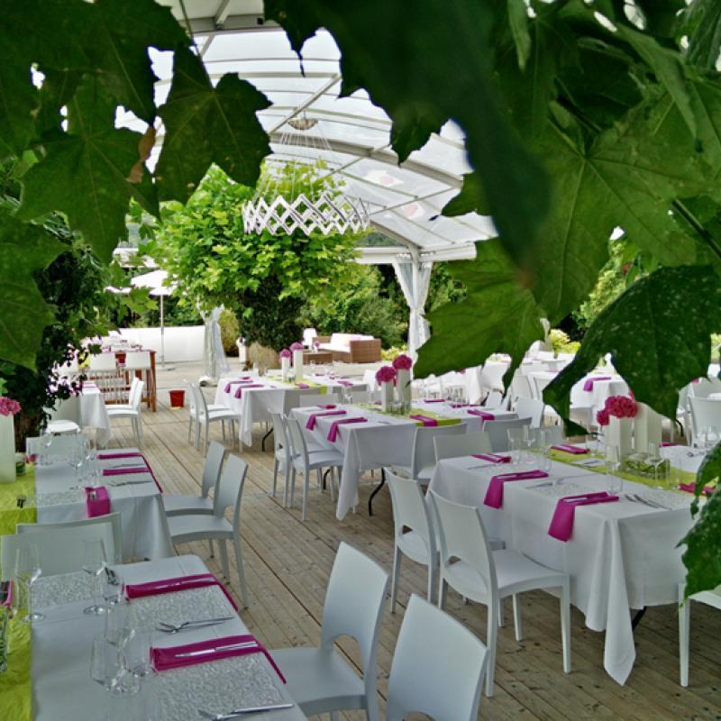 Sommerfrische pur! | Messerich Catering