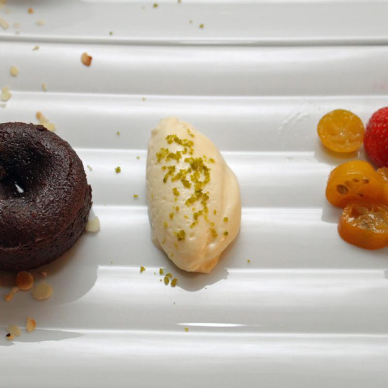 Der kleine, süße Abschluß | Messerich Catering