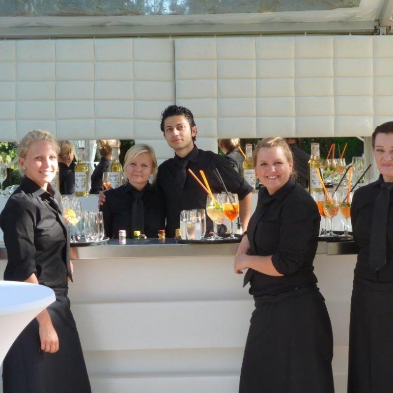 Wir freuen uns auf Sie! | Messerich Catering