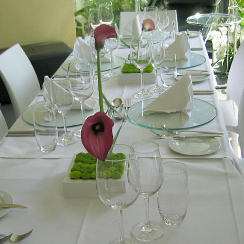 ...in Ihren Privaträumen  | Messerich Catering