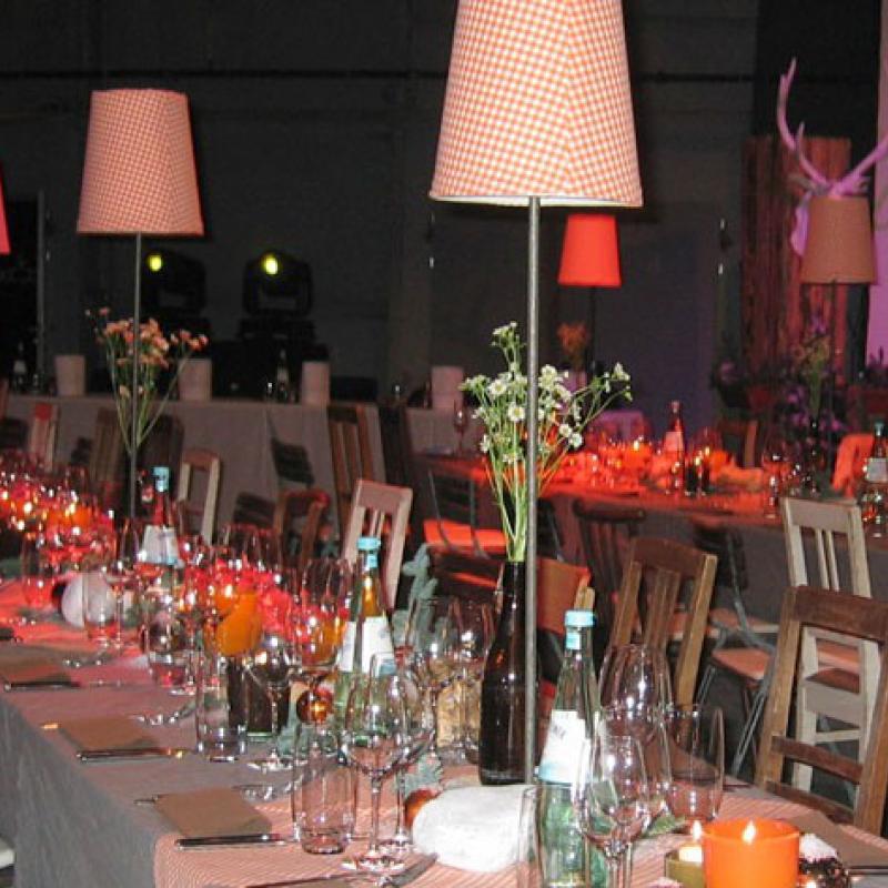 ...ein moderner Hüttenabend   | Messerich Catering