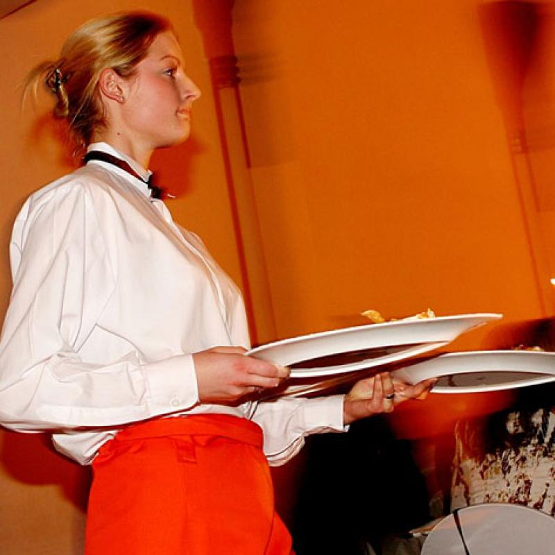 charmanter Menuservice | Messerich Catering
