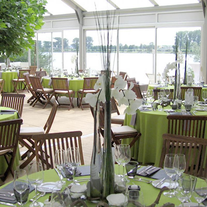 Location Insel Nonnenau - Sommerfeeling pur!  | Messerich Catering
