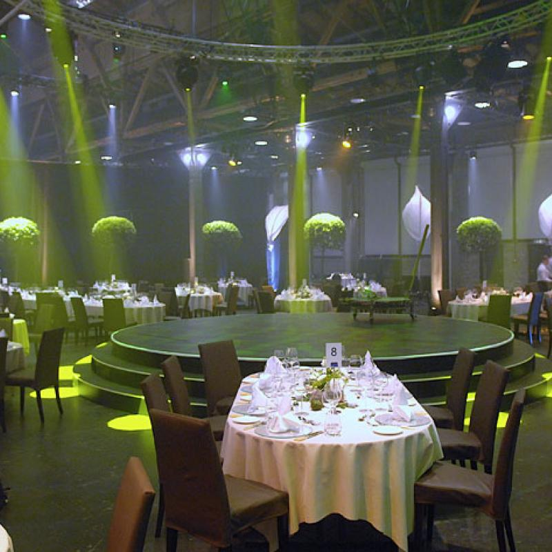 Location Bockenheimer Depot in Frankfurt a.Main  | Messerich Catering