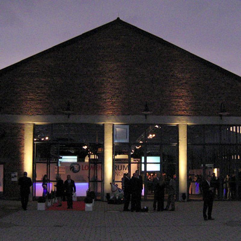 Location Wagenausbesserungshalle in Bingen a.Rhein    Messerich Catering