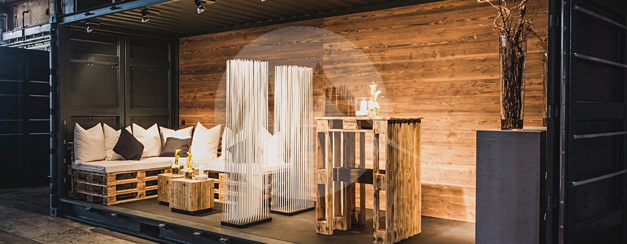 Event Container – Palettenlounge
