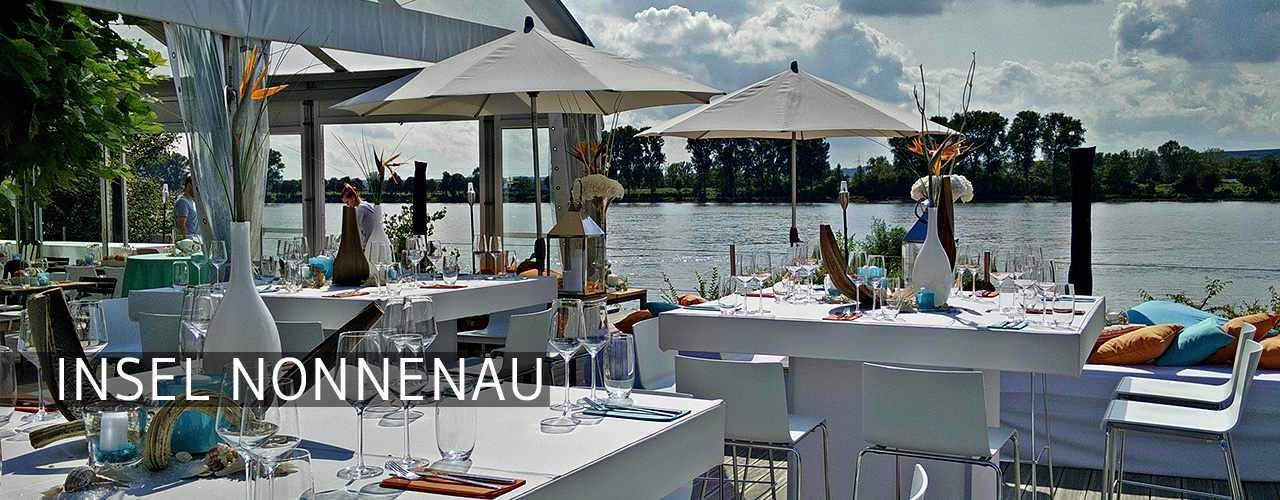 Messerich Catering, Insel Nonnenau