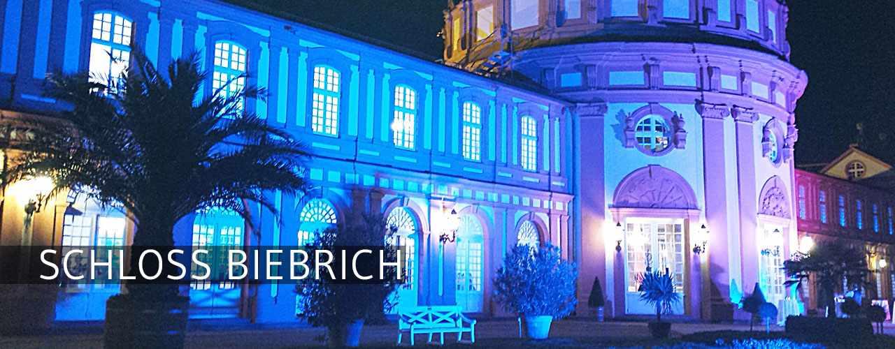 Messerich Catering, Schloss Biebrich