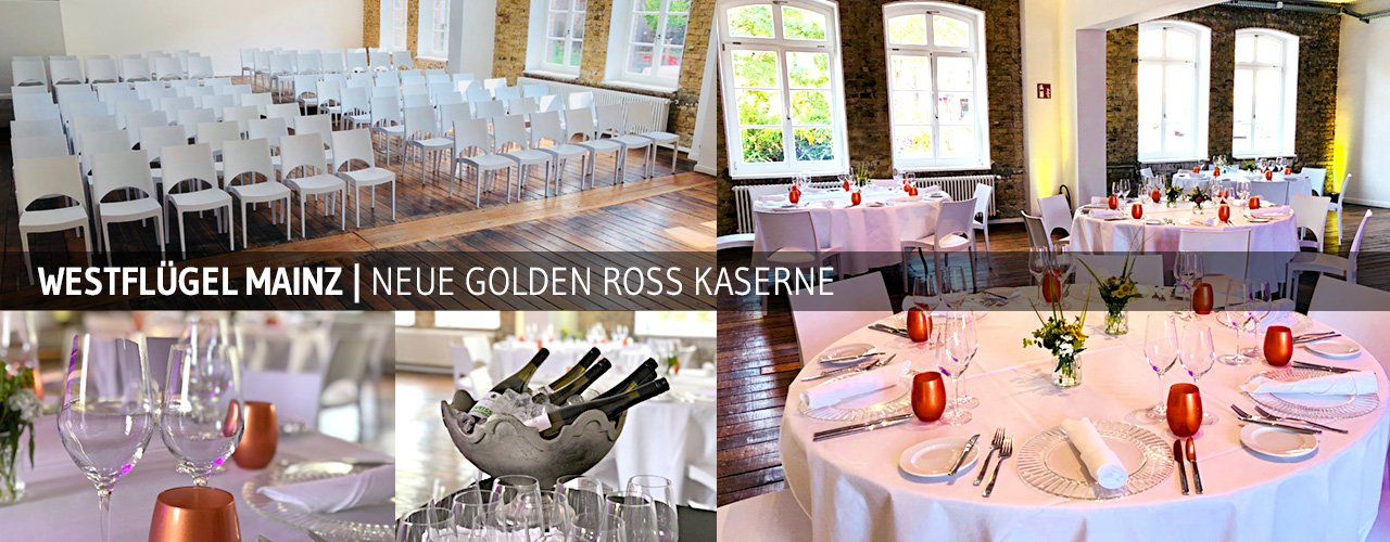 Eventlocation Golden Ross Kaserne