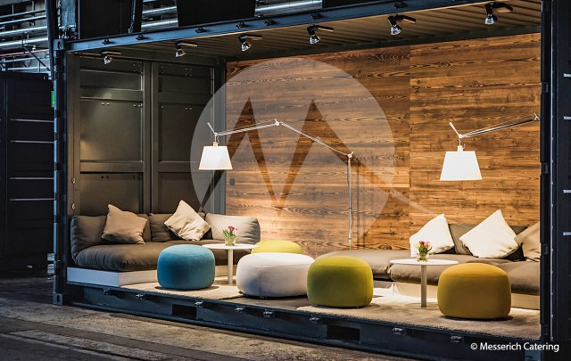 Container – Lounge
