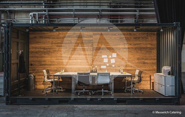 Container – Meeting, Konferenz