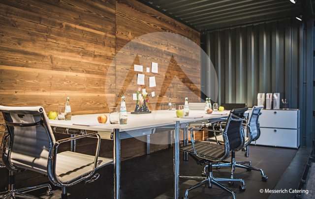 Container – Meeting, Konferenz