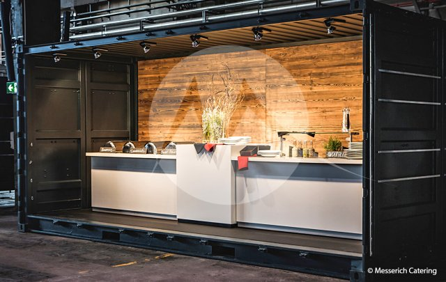 Container – Buffet