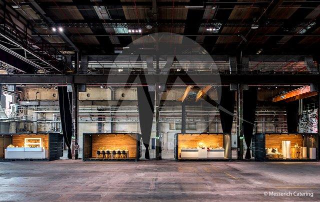 Container – Bar, Dinner, Buffet, Lounge