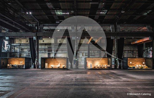 Container – Meeting, Bühne, Vorlesung, Lounge