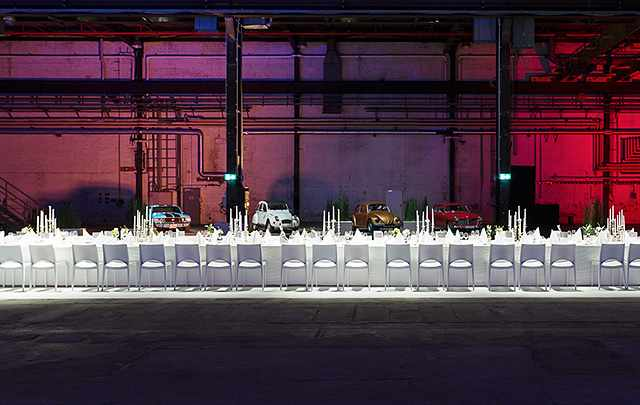 Messerich Catering, Halle 45, Eventcatering