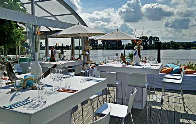 Catering Rheinterrasse Ambiente